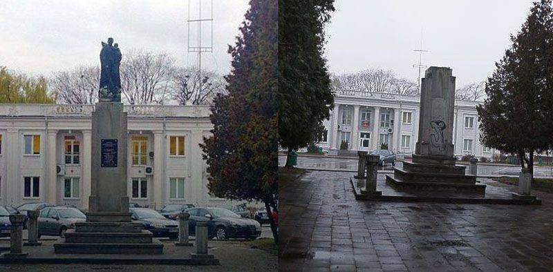 """Il vandalismo di stato di Varsavia, o la Polonia, """"perché sei così impudente"""" ..."""