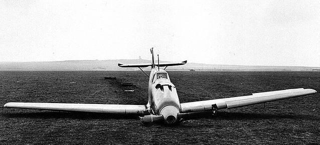 मैसर्सचमिट Bf 109। मुश्किल शुरू। एच। 2