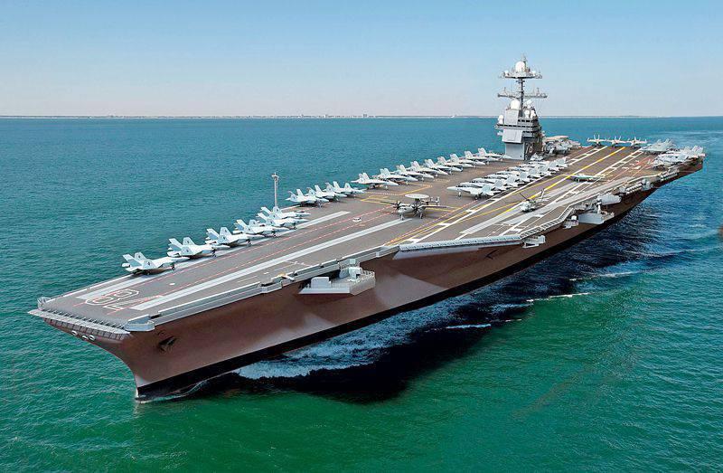 ロシアの空母:空母艦隊はありますか?