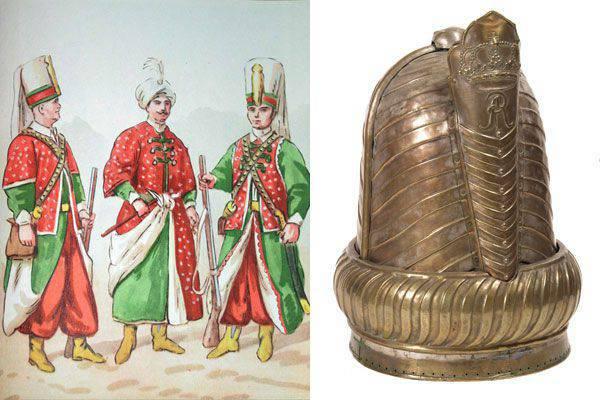 Janissaries - तुर्क साम्राज्य सैन्य वर्ग