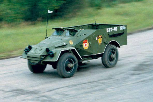 Le développement des transports de troupes blindés en Russie: du premier au présent. Troisième partie