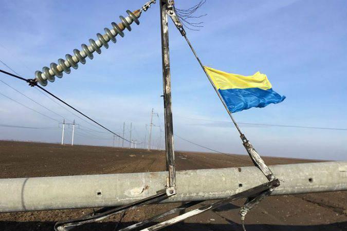 बिजली पारेषण टावरों के विनाश ने यूक्रेन में परमाणु ऊर्जा संयंत्रों में व्यवधान पैदा किया