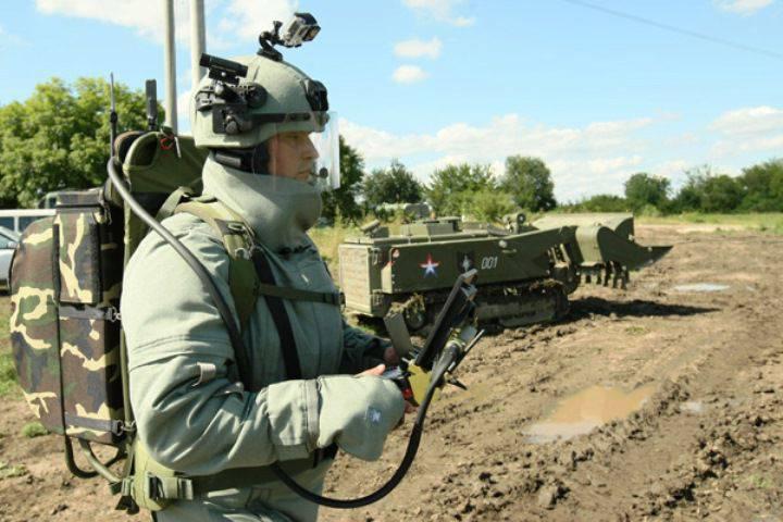 In jeder allgemeinen Armee wird eine Ingenieurbrigade gebildet.