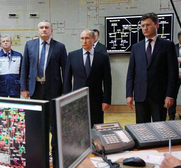 Le ministère ukrainien des Affaires étrangères proteste contre la visite du président russe Vladimir Poutine en Crimée