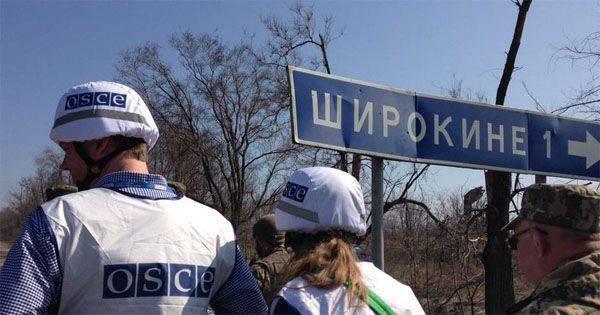 Durante la settimana, sparando da posizioni ucraine, tre militari delle forze armate della DPR furono uccisi