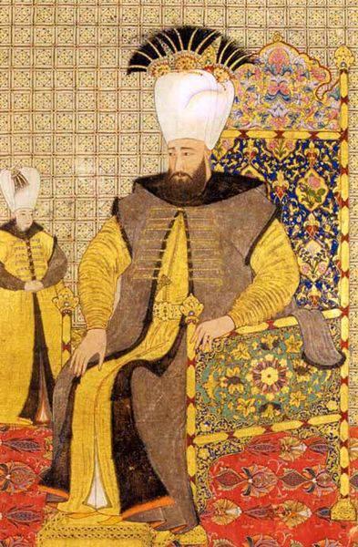 L'estinzione della potenza militare e l'era dei tulipani nell'impero ottomano