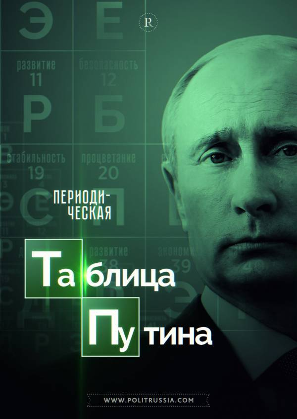 The lesson of political alchemy from Vladimir Putin