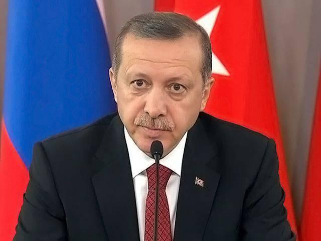 Эрдоган как любимый политик диванных стратегов