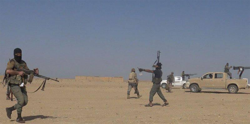 A partir do relatório para o Parlamento Europeu: militantes DAISH estão se preparando para usar armas de destruição em massa