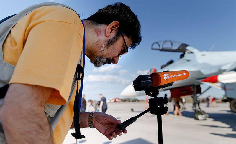 Medien: Russland nutzt neben Khmeimim zwei weitere Flugplätze in Syrien