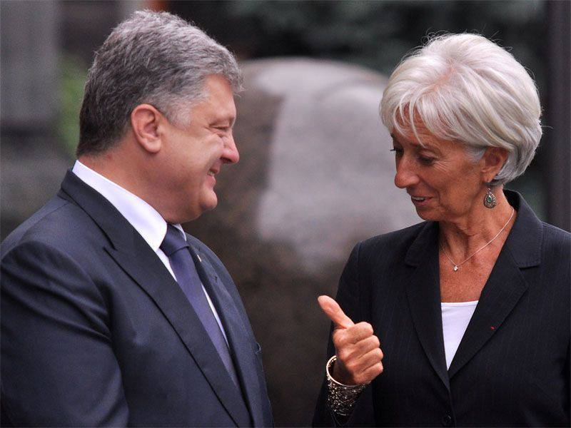 Wizards from the IMF invented a special recipe for Ukraine: not default, but zombie economy