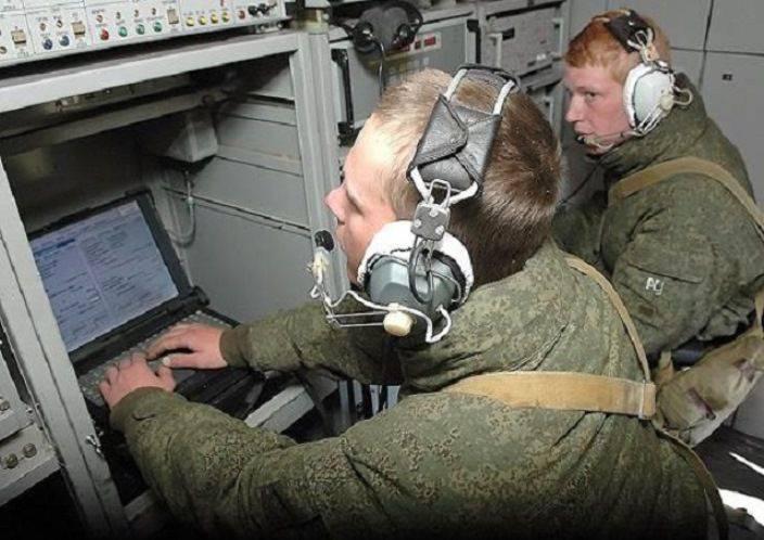 O Distrito Ocidental é reabastecido com uma nova conexão das tropas de comunicação.