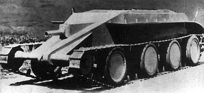 Летающий танк конструктора Джона Уолтера Кристи