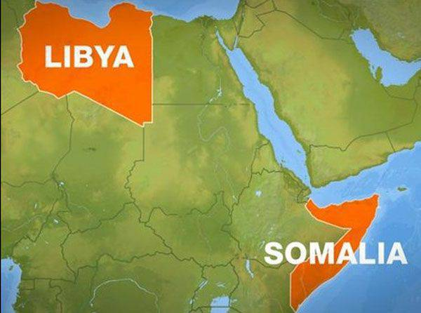 Washington announces that Daesh leaders in Libya and Al-Shabab in Somalia have been destroyed by airstrikes