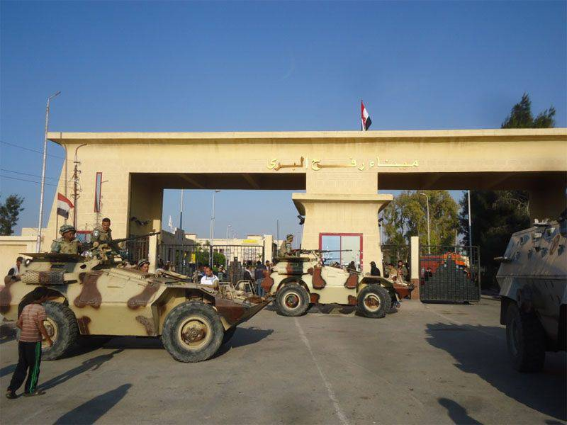 Another terrorist attack in the northern Sinai (Egypt)