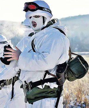 Battery-powered uniform