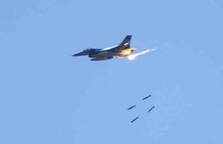 Aviación iraquí destruye decenas de terroristas DAISH