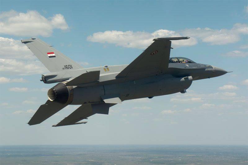 Les avions de l'armée de l'air irakienne ont établi des positions de reconnaissance des troupes turques dans le nord de l'Irak