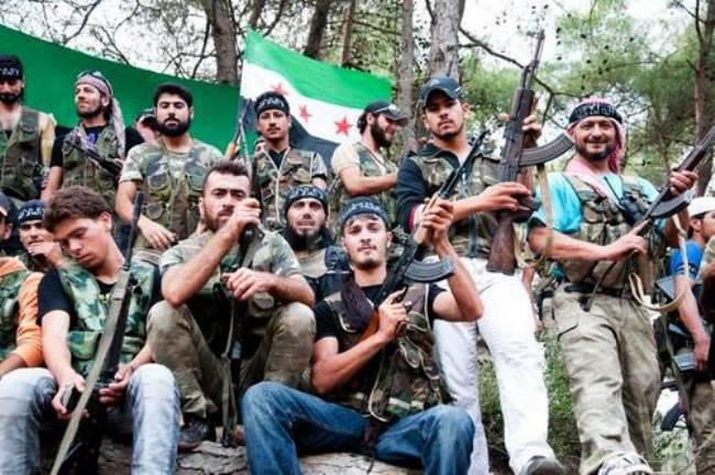 Suriye Türkmenlerinin Fransız baskısı