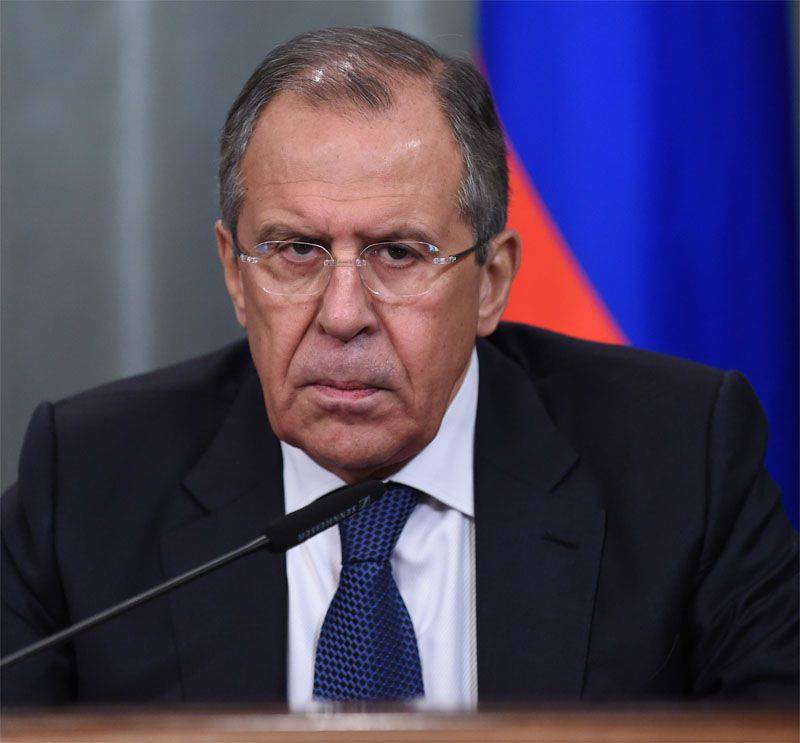 "Sergey Lavrov's answer to American ""spells"""
