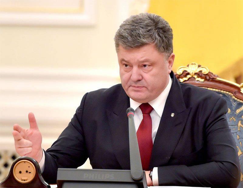 Poroshenko, 22'in Azak savaşçılarına Rus pasaportu ile karşı çıktı
