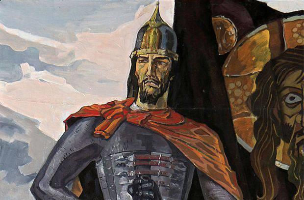 Alexander Nevsky: guerreiro, diplomata, monge
