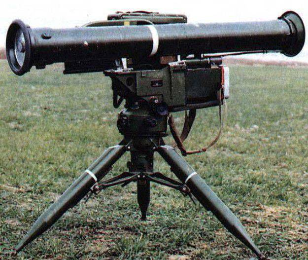 Pakistan intends to export Baktar-Shikan ATGM