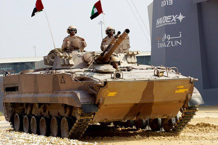 Russia fulfilled the contract with Kuwait for the supply of BMP-3