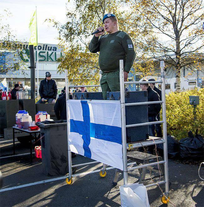 """Guardas de fronteira finlandeses anunciaram a """"invasão de um helicóptero não identificado da Rússia"""""""