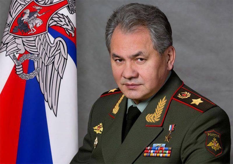 """Sergei Shoigu: """"Il numero di truppe NATO nell'Europa orientale ha aumentato i tempi di 13"""""""