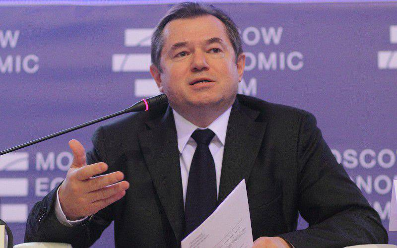"""S. Glazyev: """"The policy of demonizing the rejection of us in the XVI century"""""""