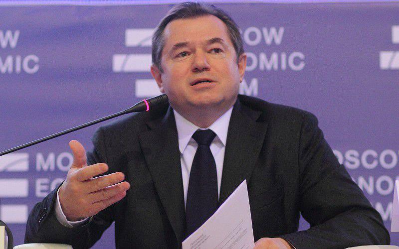 """S. Glazyev: """"A política de demonizar a rejeição de nós no século XVI"""""""