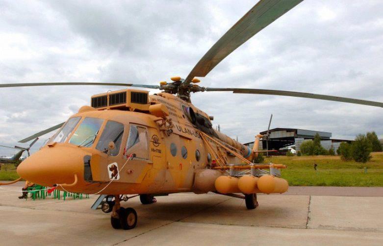 Mi-171Sh lotto consegnato in Bangladesh
