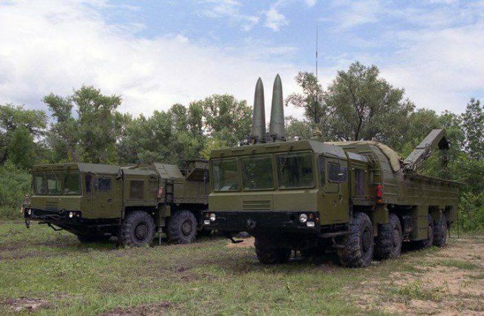 В текущем году ВС России получили 35 баллистических ракет