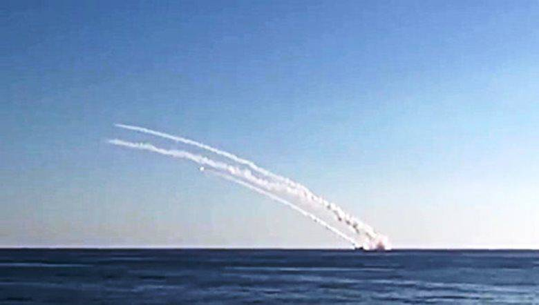Telegraph: Russia demonstrates its power to the West during an operation in Syria