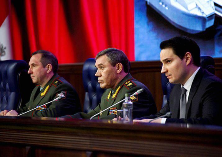 Generalstab: Die unfreundlichen Schritte der NATO und andere langjährige Probleme bedrohen neue Konflikte