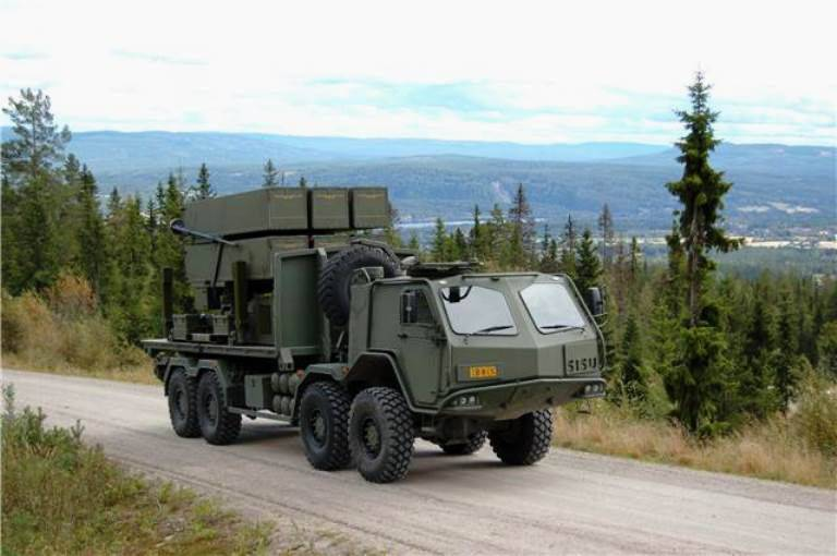Media: Lithuania plans to acquire NASAMS-2 air defense systems