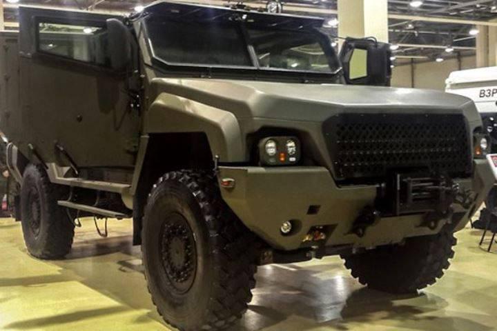 """Bochkarev: los prototipos de máquinas """"Typhoonyonok"""" comenzarán a ingresar a las tropas en 2016 g"""