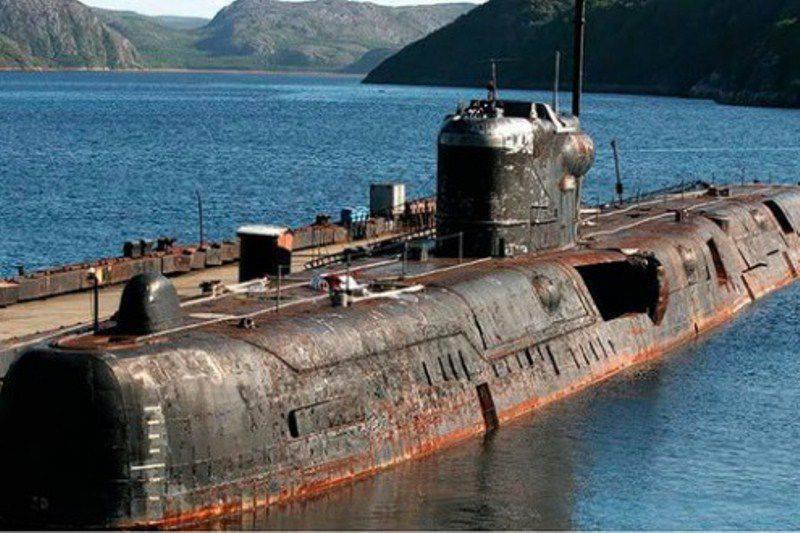 Desastre nuclear na baía de Chazhma