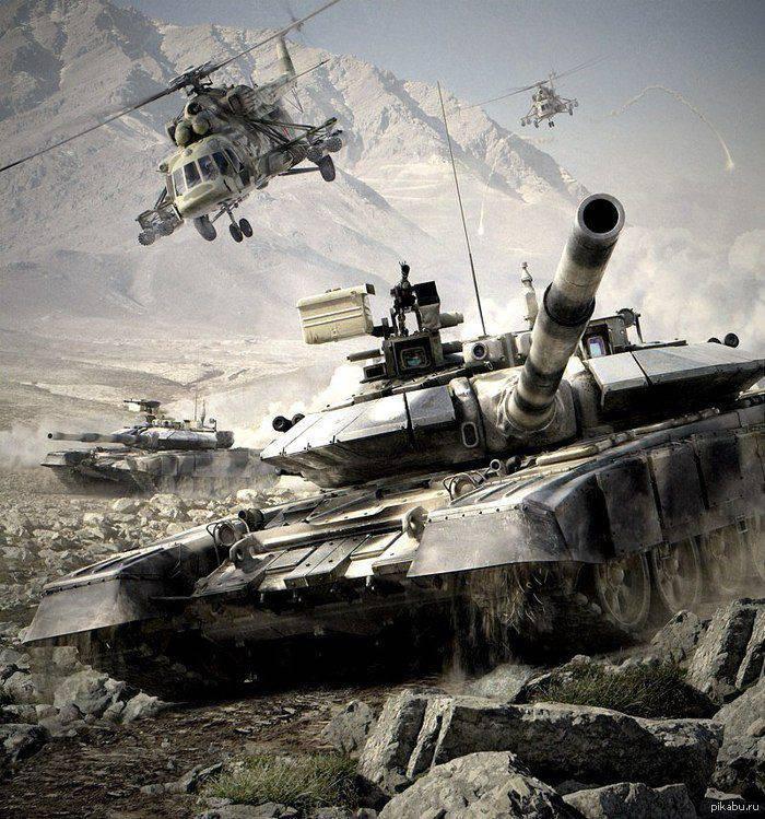 रूस की सैन्य शक्ति ने ब्रिटेन को प्रभावित किया