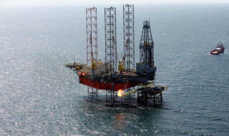 Two Ukrainian warships approached Chernomorneftegaz drilling