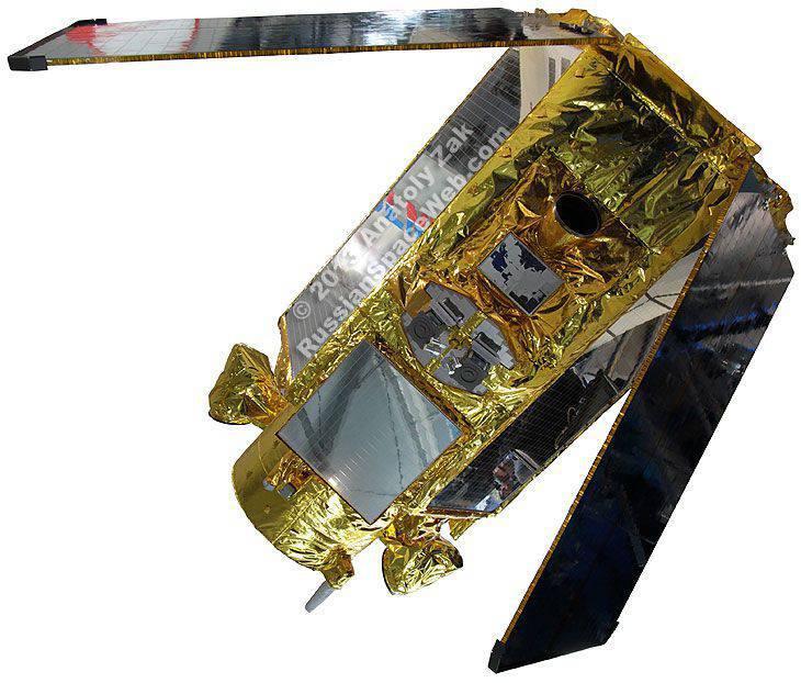 Egito pretende comprar satélite militar na França