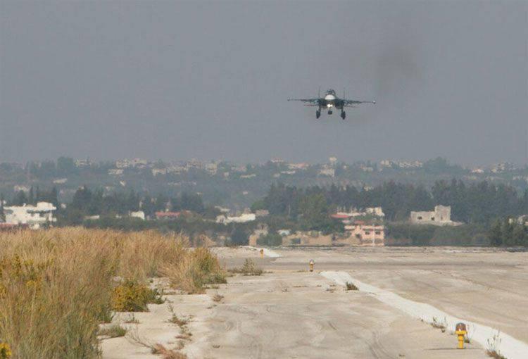 Durante il giorno, l'aereo del VKS della Federazione Russa ha fatto delle missioni di combattimento 60 in Siria