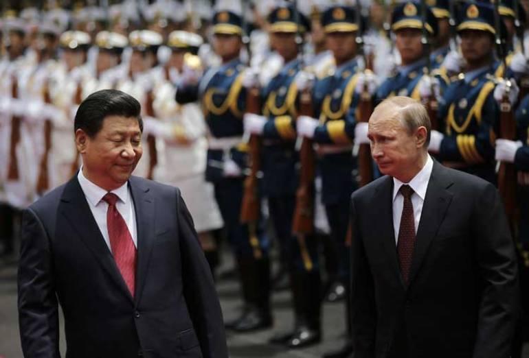 """China, Iran and the """"world of endless war"""""""