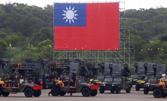 Die Vereinigten Staaten ignorierten die Proteste Chinas und beschlossen, militärische Ausrüstung an Taiwan zu verkaufen