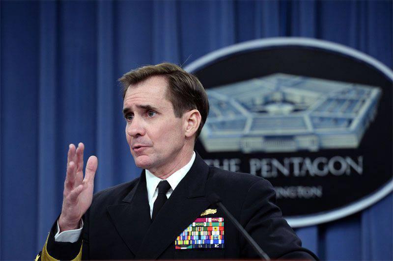 Il portavoce del Dipartimento di Stato americano John Kirby inconsapevolmente presenta prove della continua occupazione degli Stati Uniti in Giappone