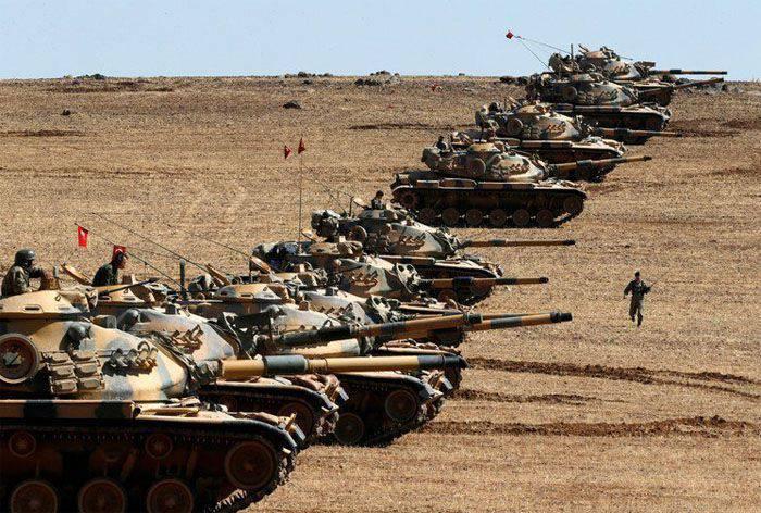 Turquia diz que militantes do ISIS atacam acampamento turco no Iraque