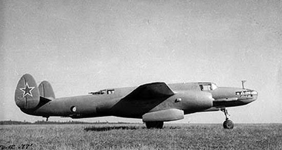 Tu-14'in zor kaderi