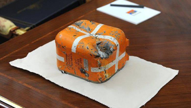 전문가들은 시리아에서 총격을 가한 Black Box Su-24의 정보를 해독하기 시작했습니다.