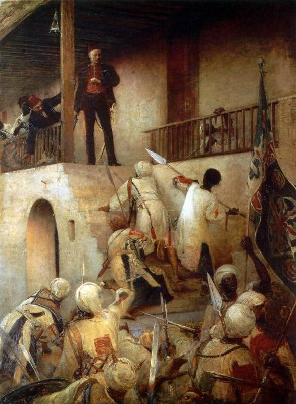 OMDURMAN La última batalla de jinete